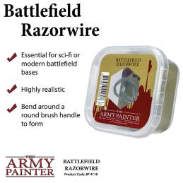 Basing: Battlefield Razorwire