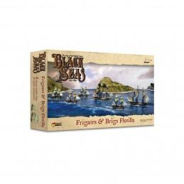 Frigates & Brigs Flotilla...
