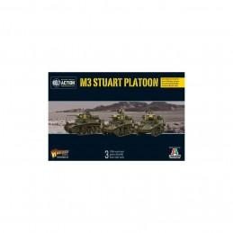 M3 Stuart Platoon