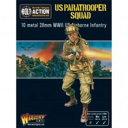 US Paratrooper Squad