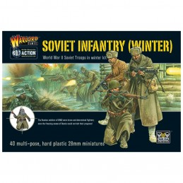 Soviet Winter Infantry...