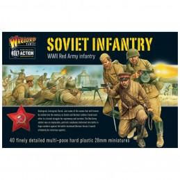 Soviet Infantry (plastic box)