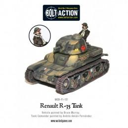 Renault R-35 Tank