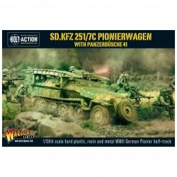 Sd.Kfz 251/7C Pionierwagen...