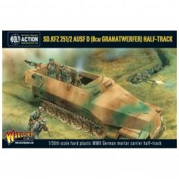 Sd.Kfz 251/2 Ausf D (8cm...
