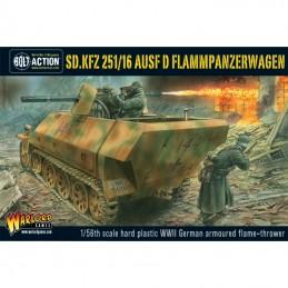 Sd.Kfz 251/16 Ausf D...