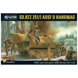German Sd.Kfz 251/1 ausf D...