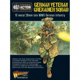 German Veteran Grenadiers...