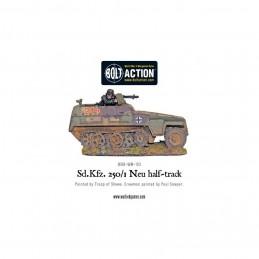 Sd/Kfz 250/1 Neu Halftrack