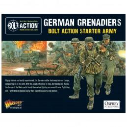 German Grenadiers Starter Set