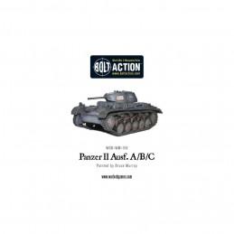 Panzer II Ausf. A/B/C