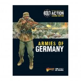 Armées d'Allemagne 2e...