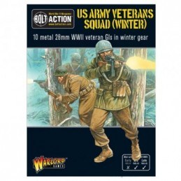 US Army Veterans Squad...