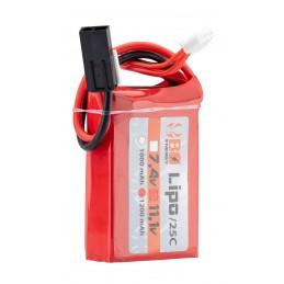 1 stick batterie 3S 11.1V...