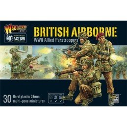 British Airborne WWII...
