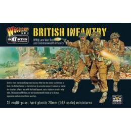 WWII British Infantry...