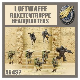 Luftwaffe Raketentruppe...