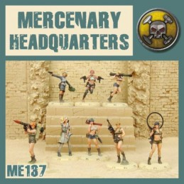 Mercenary HQ