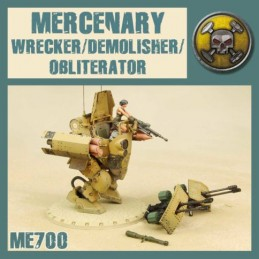Wrecker/Demolisher/Obliterator