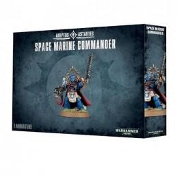 officier Space marine