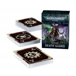 Data card Death guard...