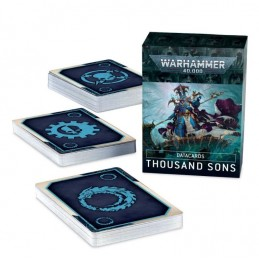 Datacards: Thousand Sons...