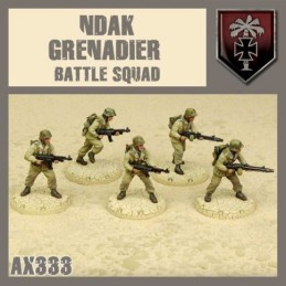 NDAK Escouade Grenadier