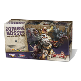 Zombie Bosses - Abomination...