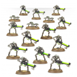 Necron Warriors with...